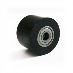 Prostuff láncvezető görgő 8mm csavarhoz (fekete) 38mm