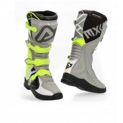 Acerbis X-Team cross csizma, Grey-fluo