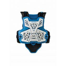 Acerbis JUMP páncél, kék-fehér színben