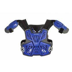 Acerbis Gravity páncél, kék-szürke színben