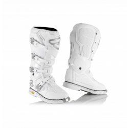 Acerbis X-Rock Myamar White csizma, fehé
