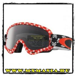 Oakley XS-O Frame MX TLD Skullbone Red cross szemüveg