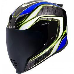 ICON   Airflite™  Raceflite   bukósisak, kék-fekete