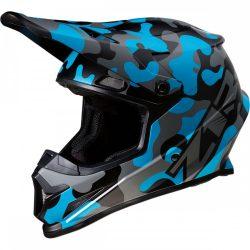 Z1R Rise Camo Blue bukósisak