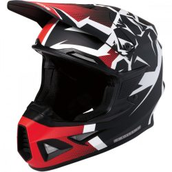 Moose Racing FL Agroid red-black bukósisak
