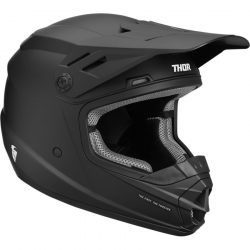 Thor 2019 YOUTH SECTOR BLACK HELMET