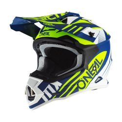 Oneal 2Series RL SPYDE 2.0 BLUE/WHITE/NEON YELLOW