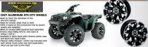 Moose Utility Division 393X felni Honda quadokhoz