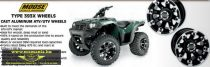 Moose Utility Division 393X felni Suzuki quadokhoz