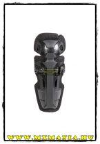 Oneal Gyerek Pro II Carbon Mintával térdvédő, Fekete