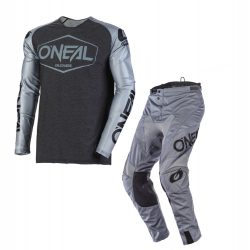 ONEAL 2020 MAYHEM HEXX GREY/BLACK CROSS SZETT