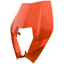 KTM EXC fejidom narancs színben, KTM ENDURO EXC 08-13
