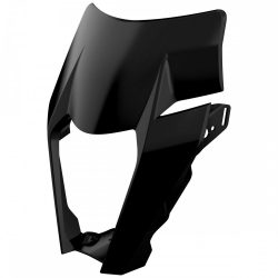 KTM EXC fejidom fekete színben, KTM ENDURO EXC 17-19