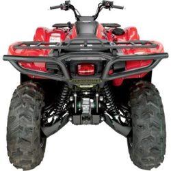 Yamaha Grizzly 660/700 hátsó ütköző, Moose Racing