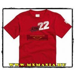 Shift Two Two Replica póló, gyerek, két színben