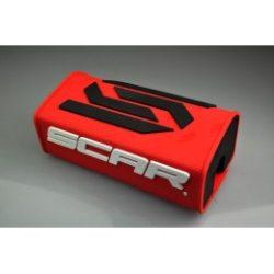 Scar Oversize O2 kormányszivacs, piros