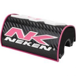 Neken 28,6mm  3D kormányszivacs,fekete-pink