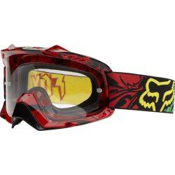 fox airspc piros-fekete szemüveg