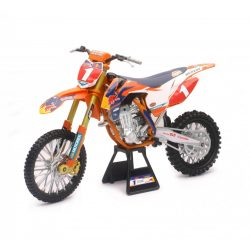 KTM Red Bull 450 SX-F motor modell - Ryan Dungey - New Ray - 1:6