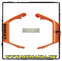 Oakley Airbrake MX Metallic Outriggers, Orange