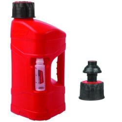 Polisport gyorstankoló rendszer piros  10L és 20L