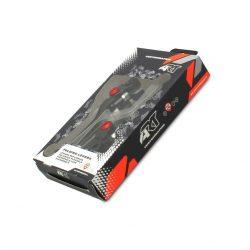 ART elhajlós karszett Black/Red Beta motorkhoz