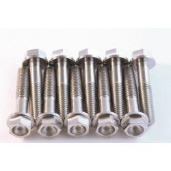 SCAR titanium csavar készlet M8X35, 4 darabos szett