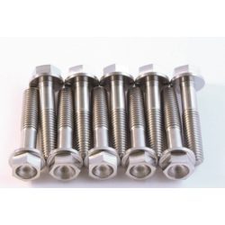 SCAR titanium csavar készlet M8X40, 4 darabos szett
