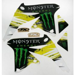 Monster Energy Suzuki RMZ450 08-09 matricaszett