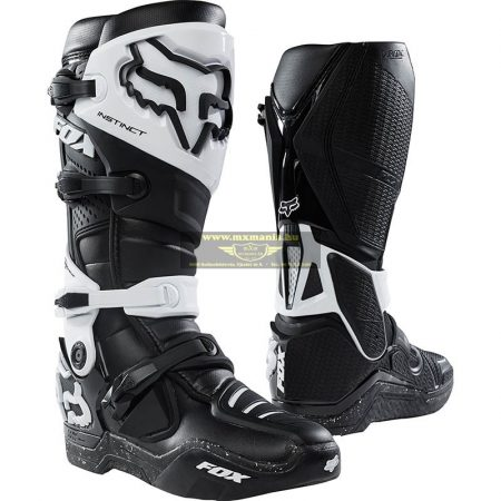 2018 Fox Instinct EVO 2.0 csizma, Black