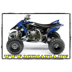 Factory Effex Full Monster matrica szett, Yamaha Raptor 700 06-10