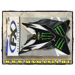 Factory Effex Full Monster matrica szett, Honda TRX450 04-10