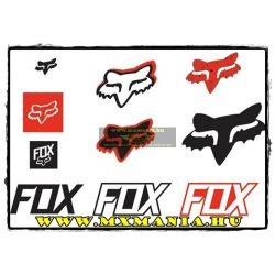 Fox 2106 Track Pack matrica