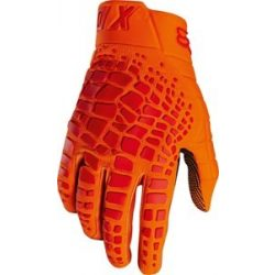 FOX HANDSCHUH 360 GRAV (open orange)