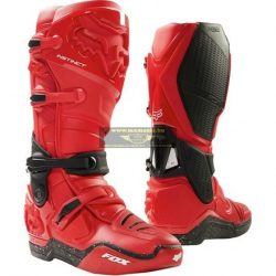FOX STIEFEL INSTINCT MOTH LE RED
