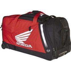 Fox Honda utazó táska, kerekes, Piros színben