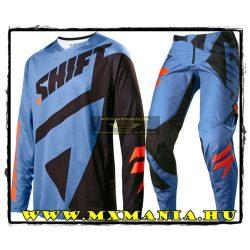 Shift 2017 3lack Mainline crossruha szett, Kék