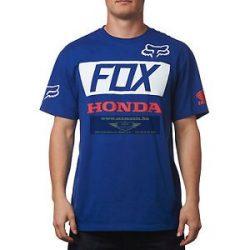 Fox Honda Basic Blue póló