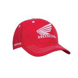 Honda Race Red baseball sapka