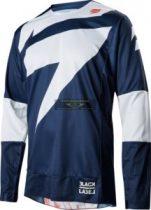 SHIFT 3LACK MAINLINE  crossruha szett, Navy kék