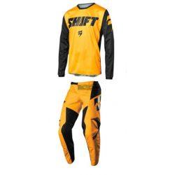 2018 Shift Whit3 crossruha szett, sárga