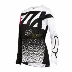 Fox 2018 180 Race crossmez, Női, Fekete-Pink