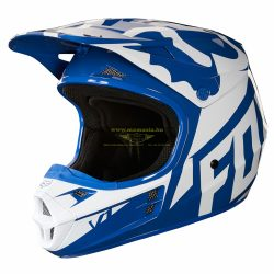 Fox MX17 V1 Race bLUE bukósisak