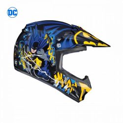 HJC MX CLXY II BATMAN DC COMICS MC-23 gyerek bukósisak,