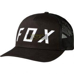 FOX Moth Trucker Snapback, fekete