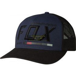 FOX Draftr Trucker Snapback, szürke vagy sötétkék