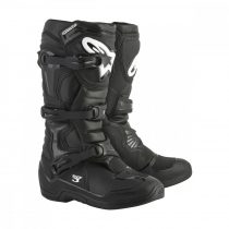Alpinestars Tech 3 cross csizma, Fekete