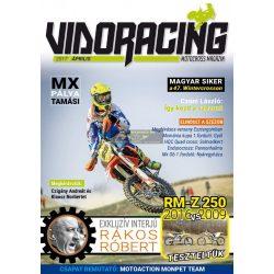 Vidoracing Motocross Magazin Április