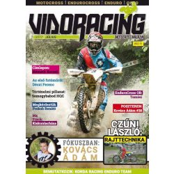 Vidoracing Motocross Magazin Június-Július