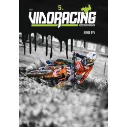 Vidoracing Motocross Magazin Szeptember